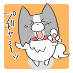 LINEスタンプ「ぱぴよんず2」リリース!