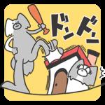 LINEスタンプ「ちくわさんとぱぴよんず!」リリース!